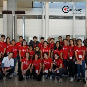 English Immersion Camps for High School Students