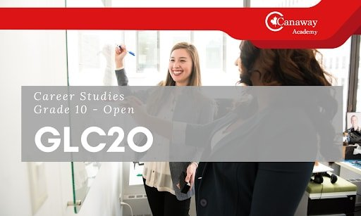 Video de muestra de un curso de secundaria canadiense - GLC2O